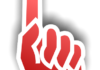 Mahnender Zeigefinger
